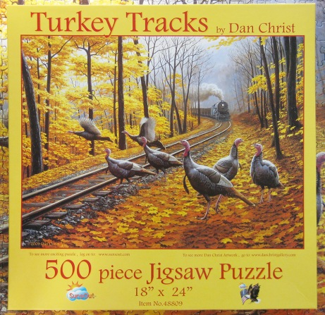 sunsout_turkey tracks_900 IMG_0604